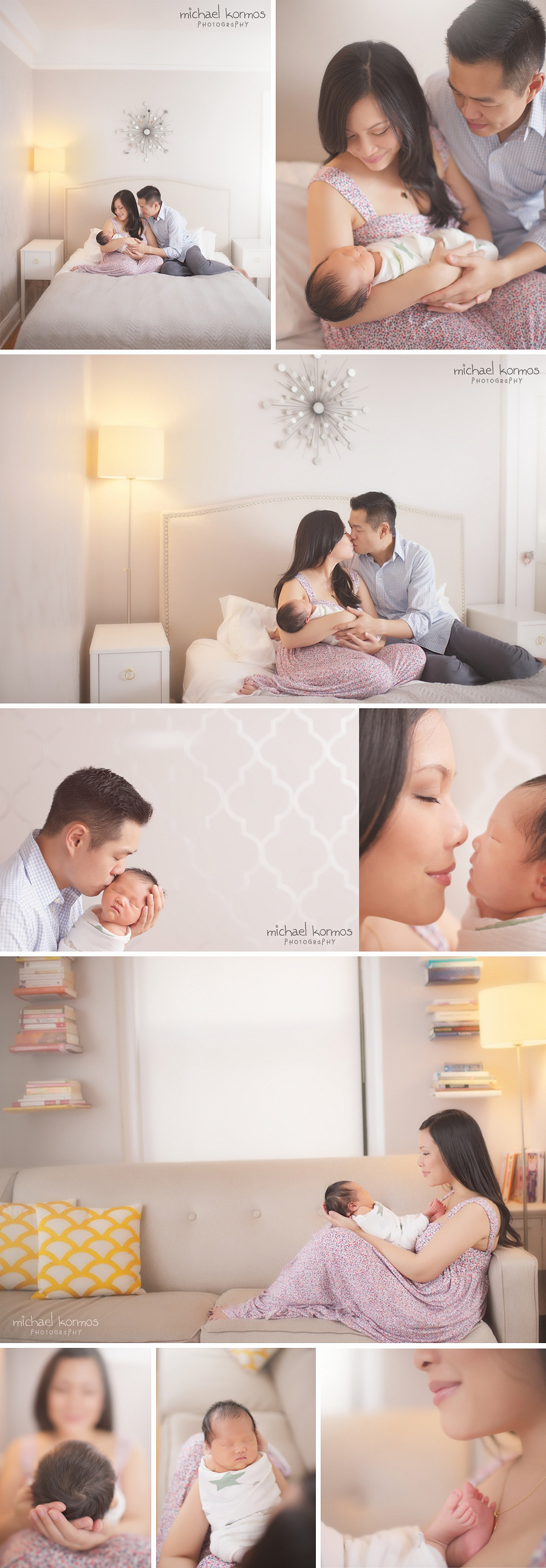 Family & newborn photography by Michael Kormos