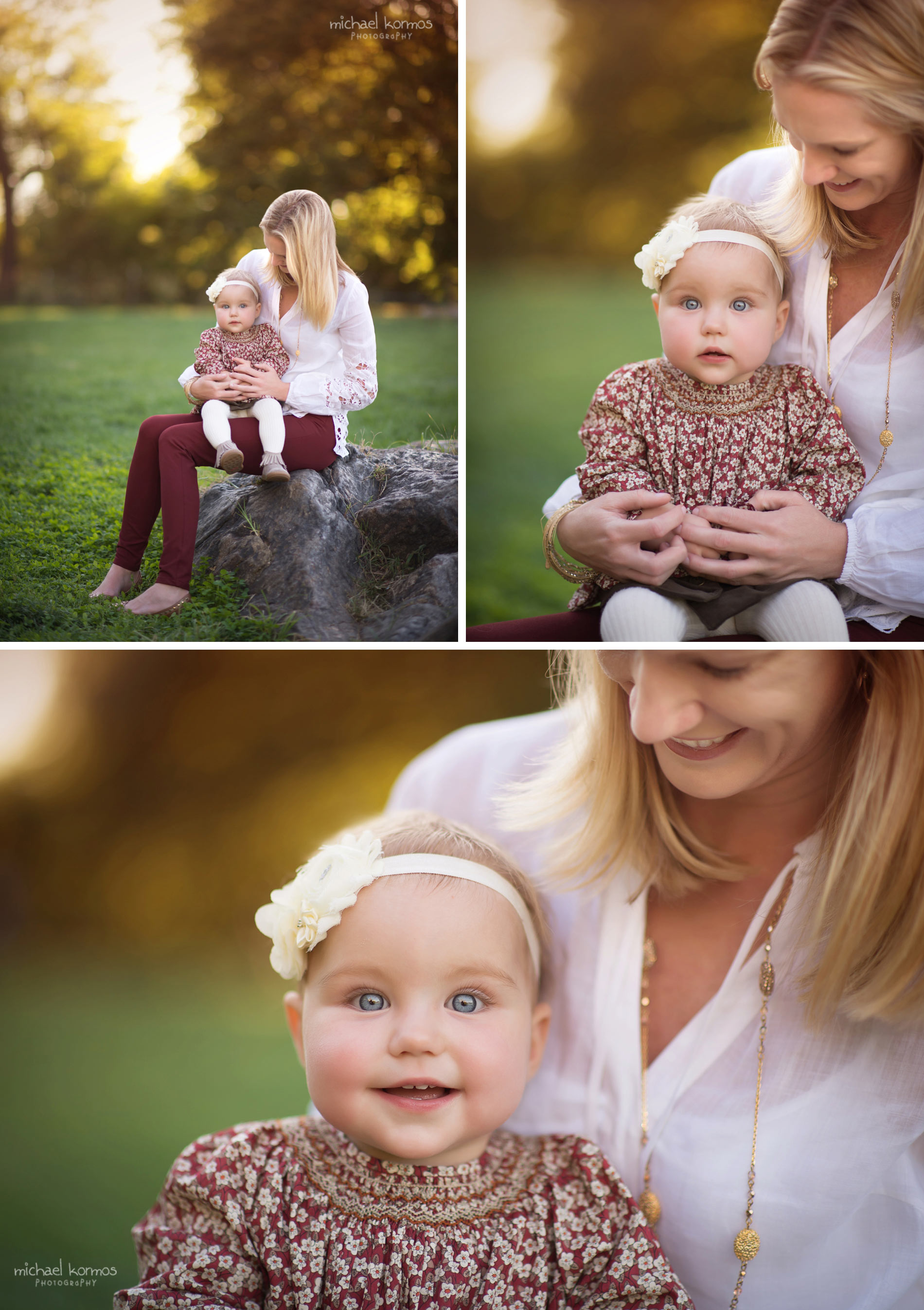 Natural NYC Central Park Family and Baby Photographer