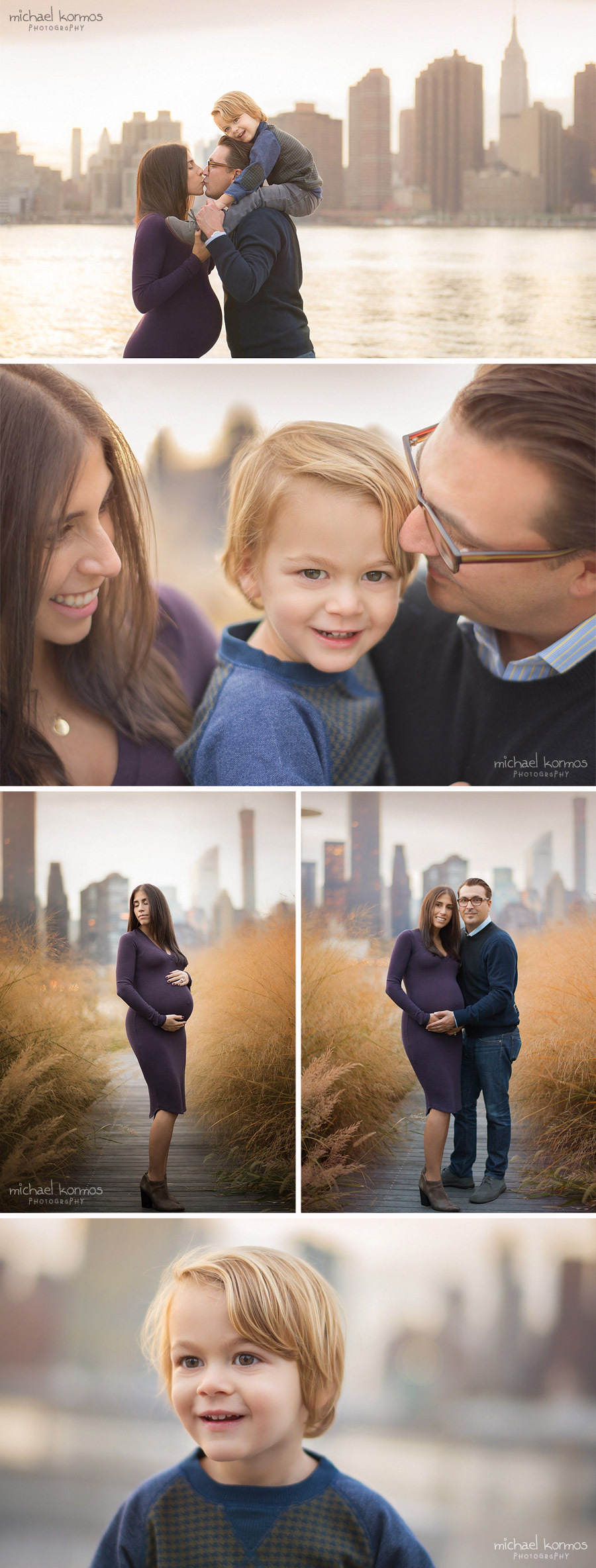 Outdoors Maternity Photography NYC
