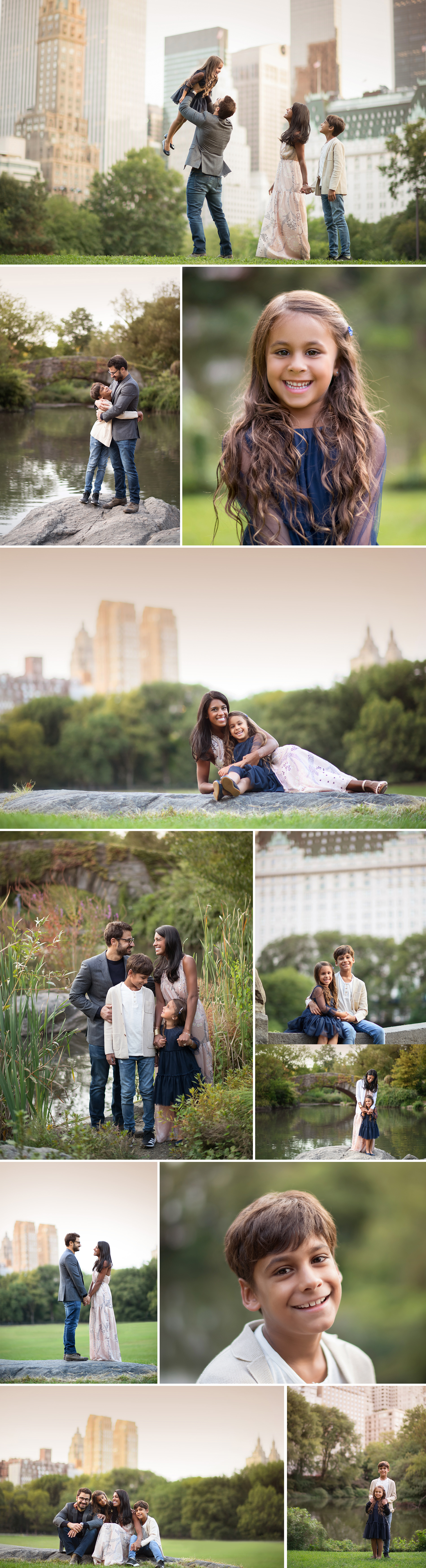 outdoors family photographer central park nyc