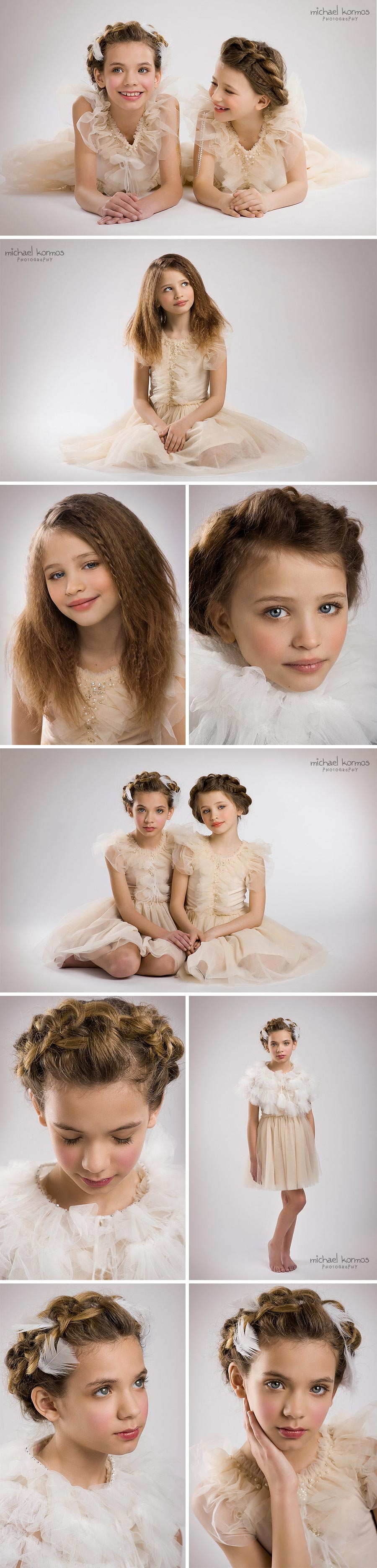 Commercial Child Fashion Photography NYC