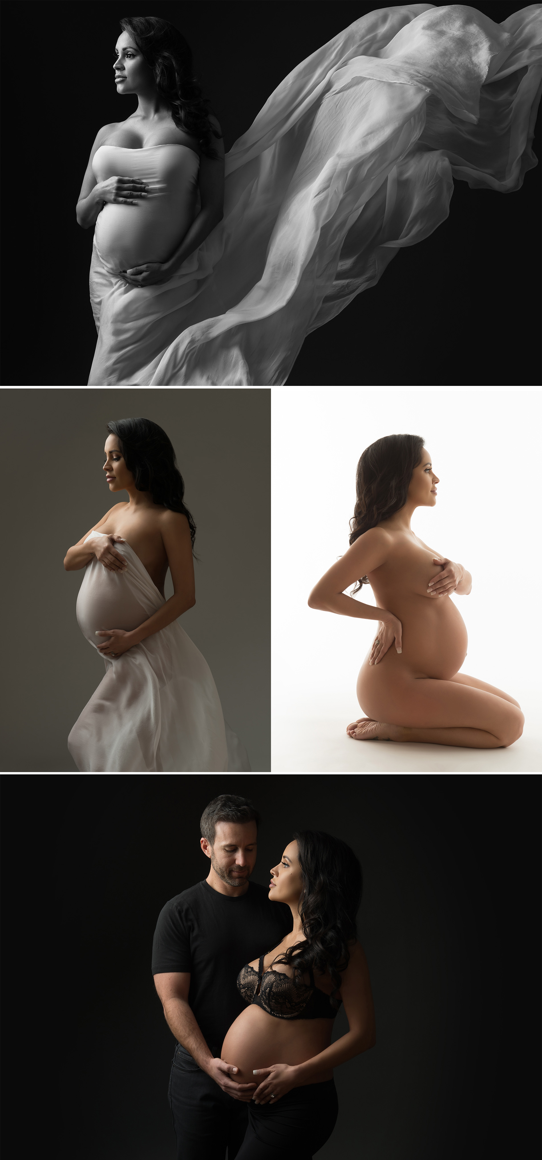 NYC studio manhattan maternity photographer