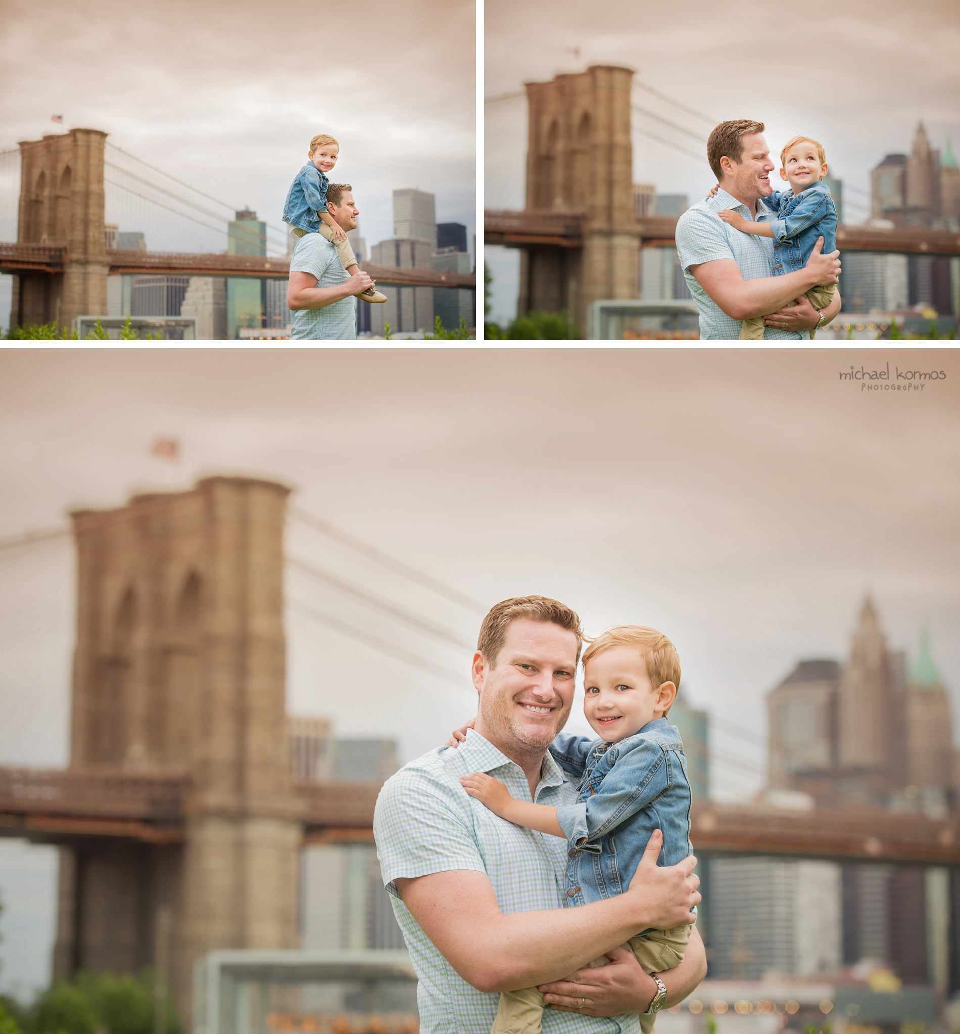 NYC Gantry Plaza Family and Baby Photographer Central Park