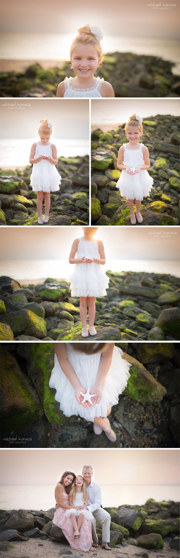 westchester beach family photography