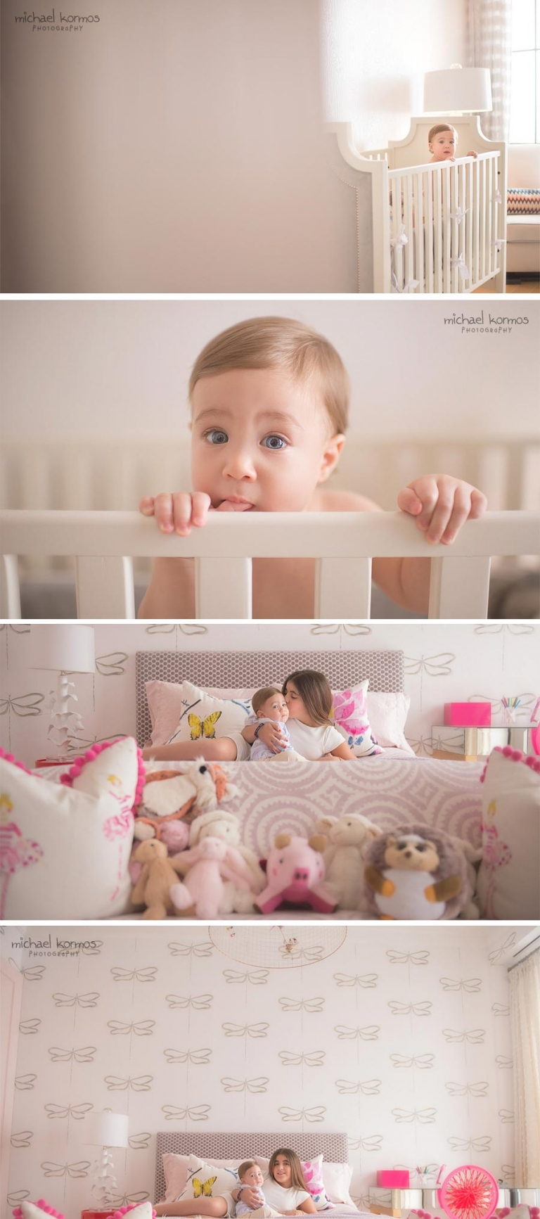NYC Lifestyle Baby Photography captured in Manhattan home
