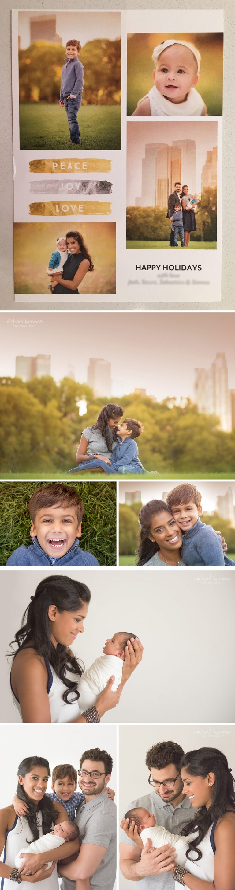 outdoors baby photographer nyc