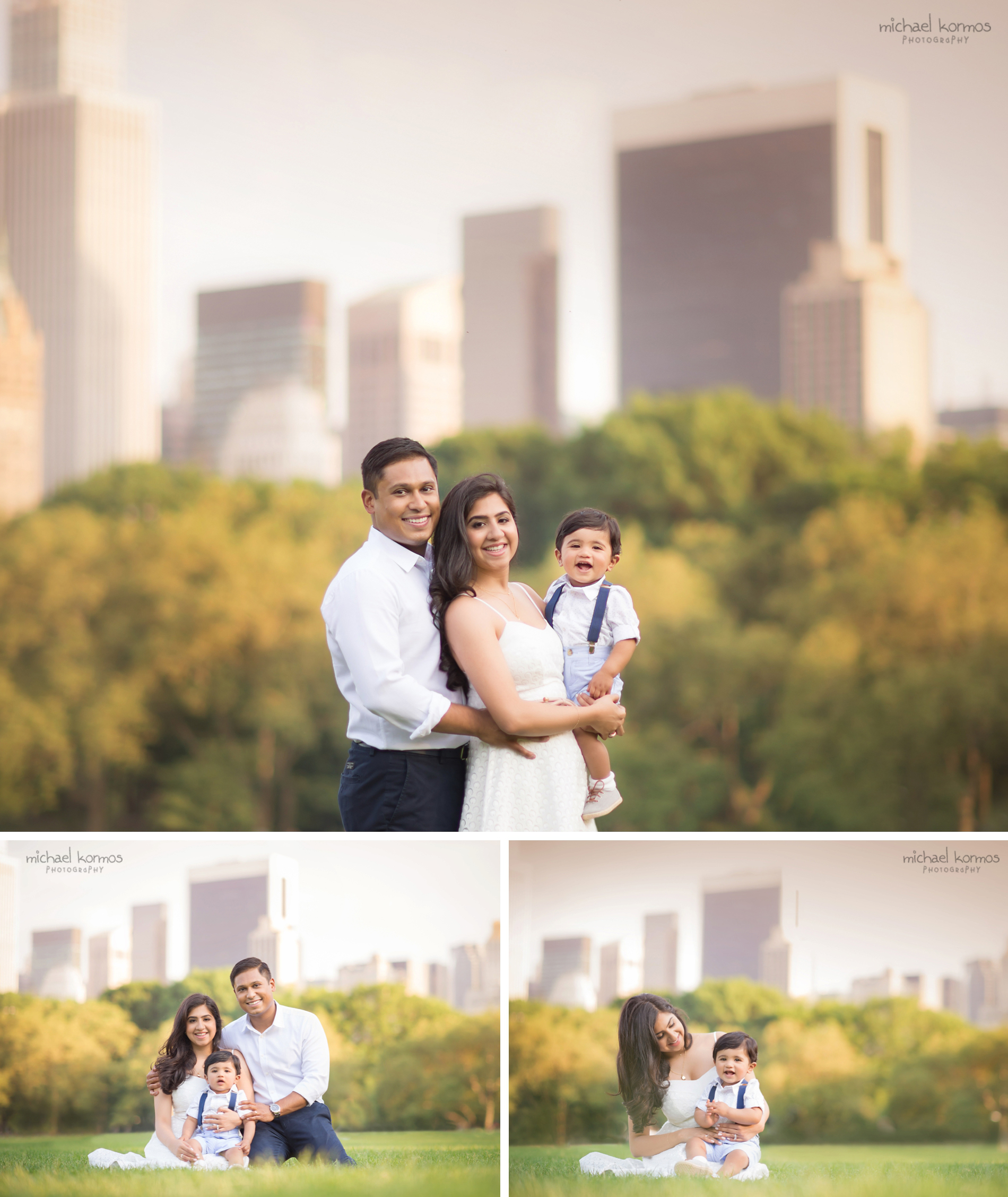 Best NYC Central Park Family Photographer