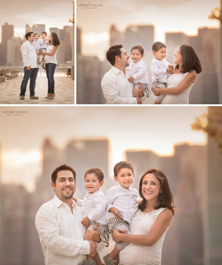 Westchester family and children photography gantry plaza queens family and children