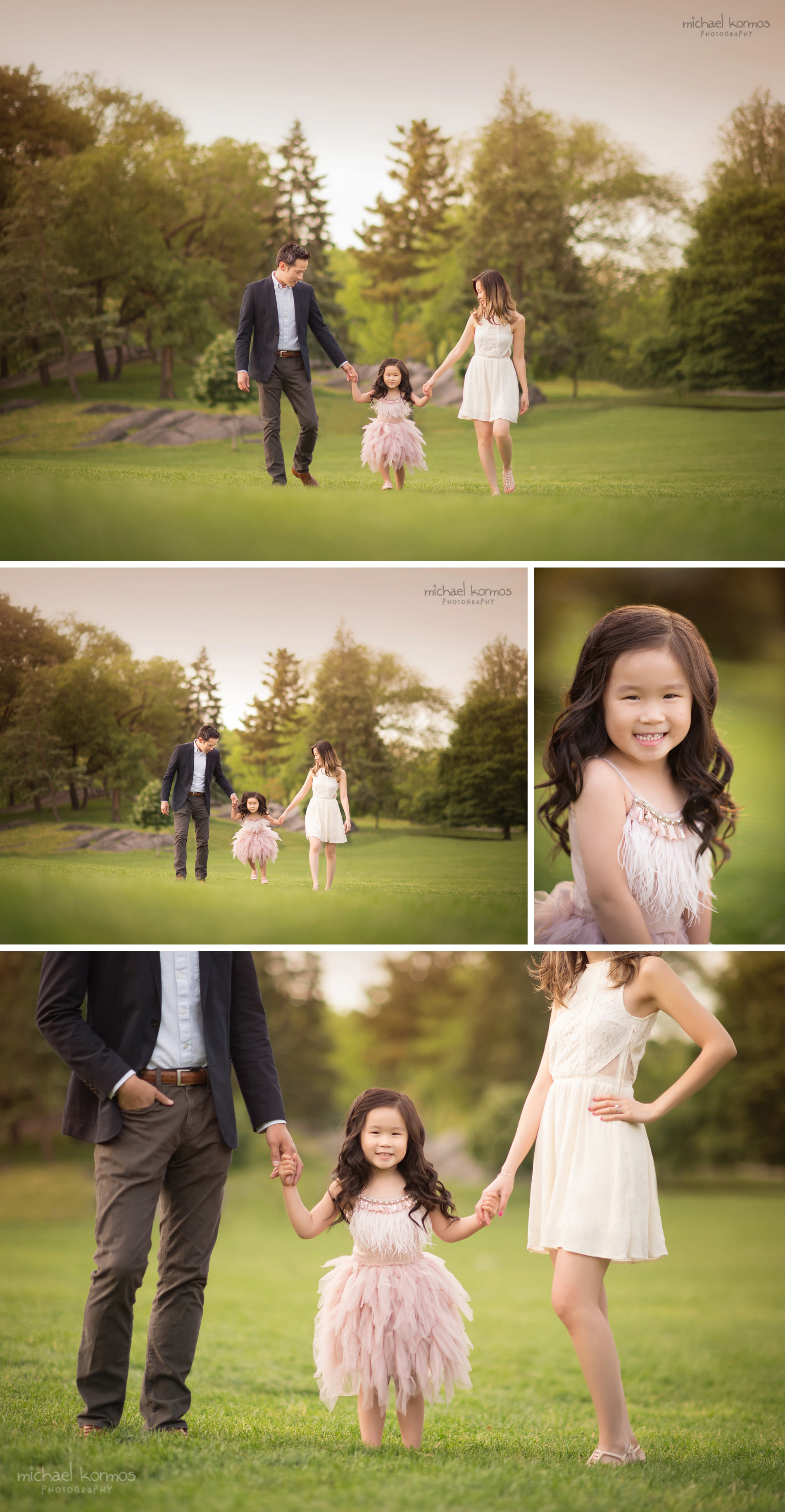 Best NYC Central Park Family and Children Photography