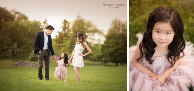 Best NYC Central Park Family and Children Photographer