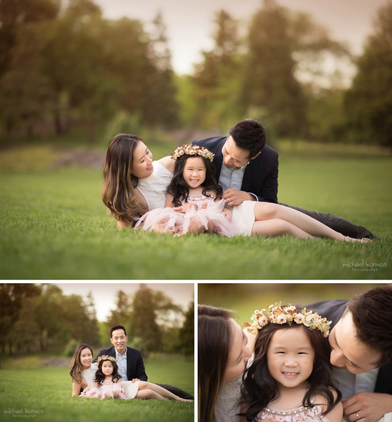 Best NYC Central Park Family Photography outdoor session