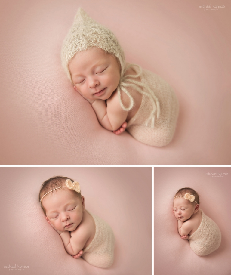 the Best NYC newborn studio photographer