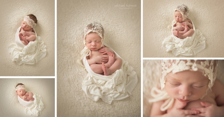 the Best NYC newborn studio photography photographer
