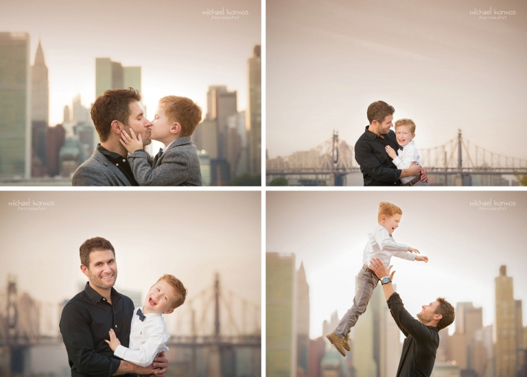 the best NYC long island city family photographer