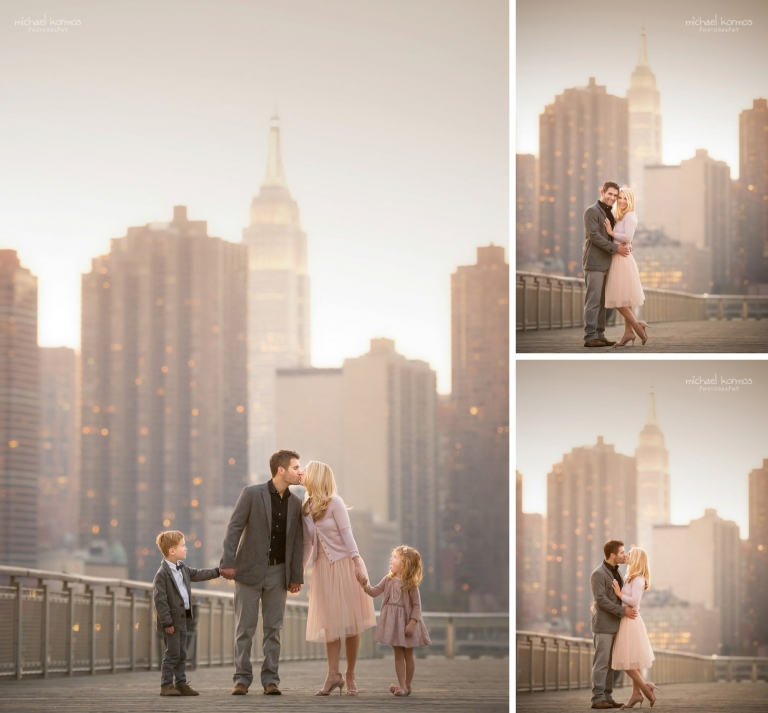 the best NYC long island city family photography GANTRY PLAZA