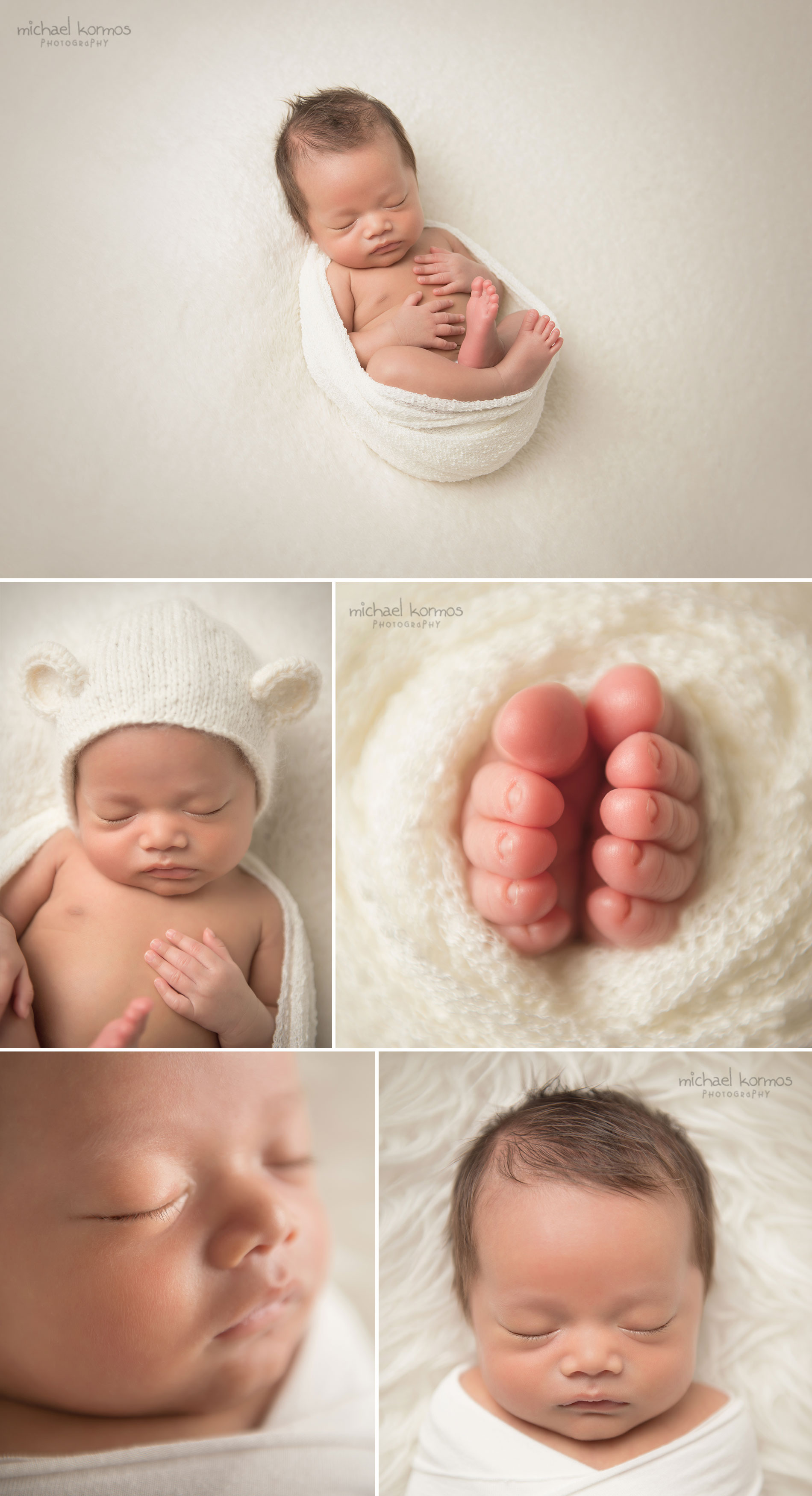 best westchester newborn photographer