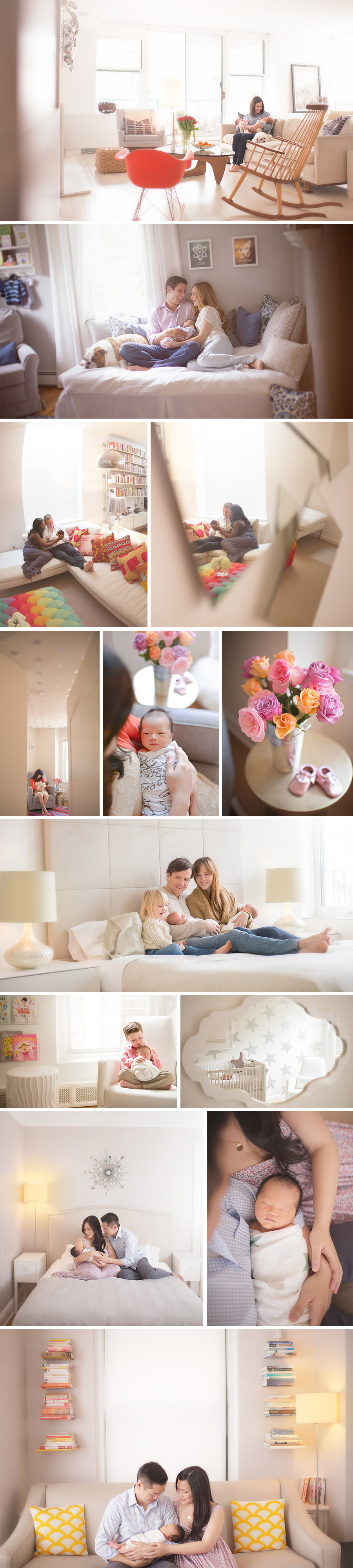 Decor Tips For In Home Family Photography Newborn Photography Nyc