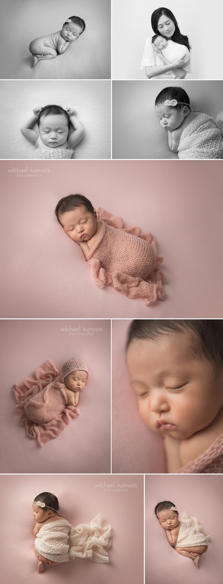 nyc home newborn photographer