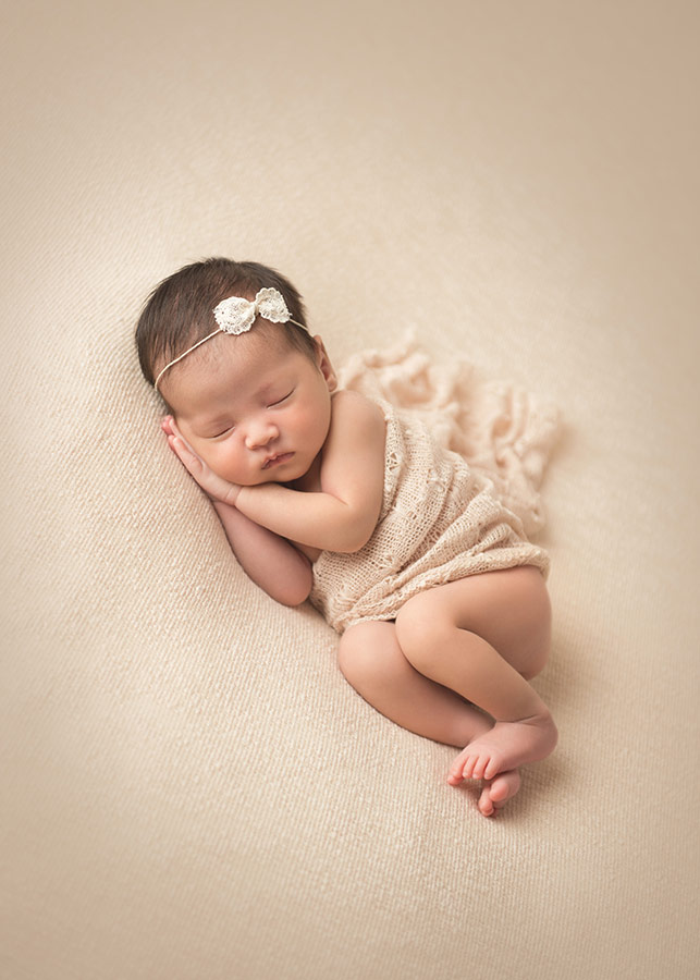 Newborn photography studio nyc