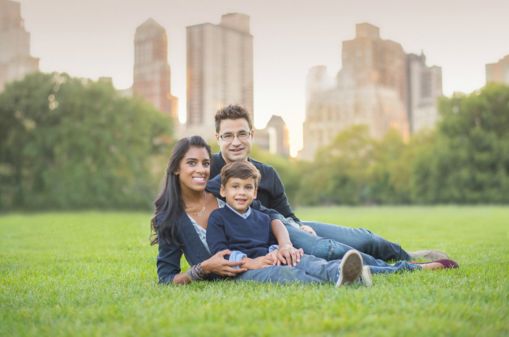 nyc family photography  studio