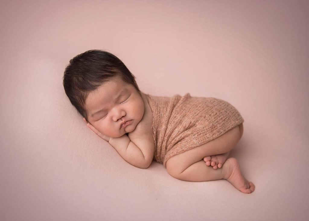 NYC Newborn photography studio