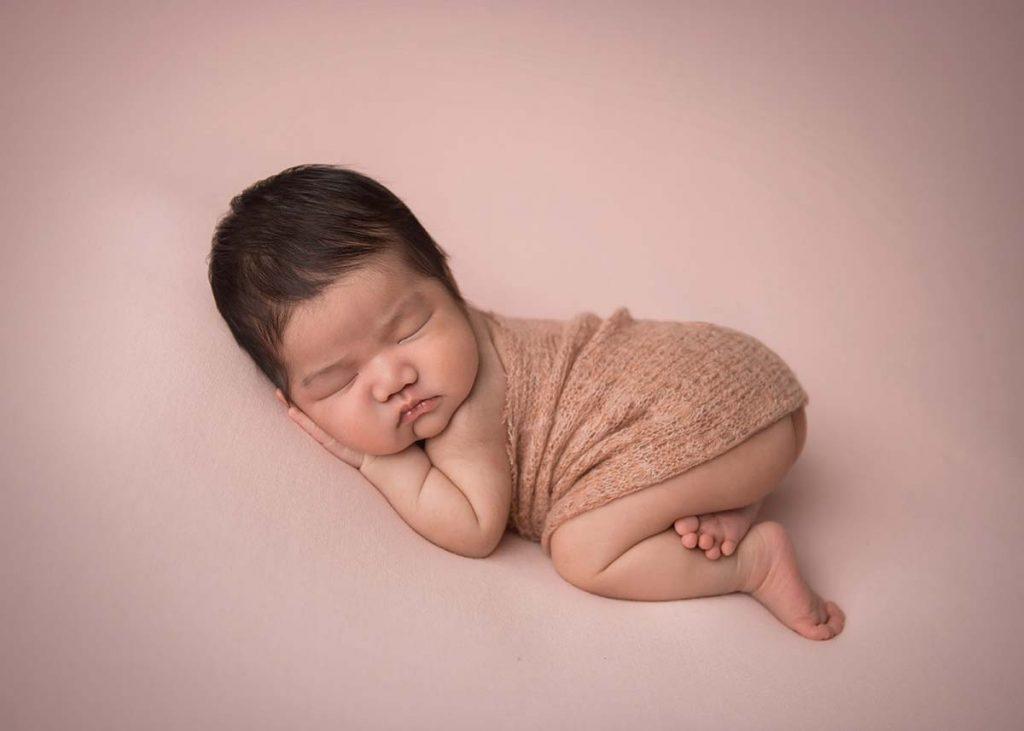 NYC Newborn photography studio